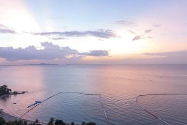 """фото море, Отель """"Centara Grand Mirage Beach"""" 5*, Паттайя"""