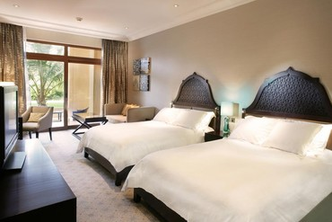 """фото номер, Отель """"Hilton Ras Al Khaimah Resort & Spa"""" 5*, Рас-аль-Хайма"""