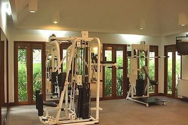 """фото тренажерный зал, Отель """"Sunset Park Resort & Spa"""" 4*, Паттайя"""