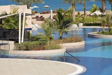 """фото бассейн, Отель """"Waldorf Astoria Ras Al Khaimah"""" 5*, ОАЭ"""