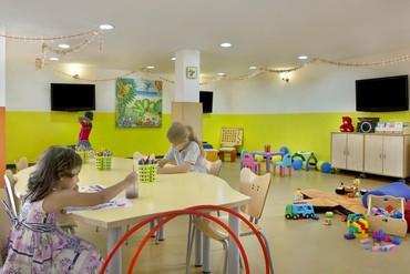 """фото развлечения для детей, Отель """"Hilton Ras Al Khaimah Resort & Spa"""" 5*, Рас-аль-Хайма"""