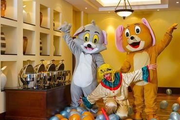 "фото Анимация, Отель ""Radisson Blu Resort Sharjah"" 4*, Шарджа"