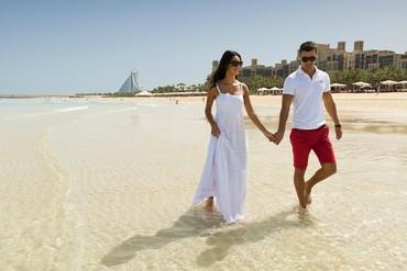 """фото пляж/море, Отель """"Madinat Jumeirah Al Qasr"""" 5*, Дубай"""