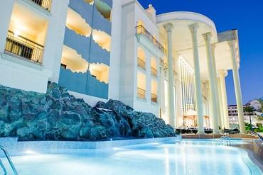 "фото Бассейн, Отель ""Bahia Princess 4*"", Тенерифе"