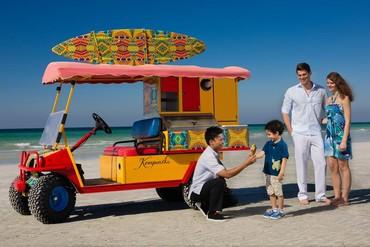 """фото Развлечение для детей, Отель """"Kempinski Hotel Ajman"""" 5*, ОАЭ"""