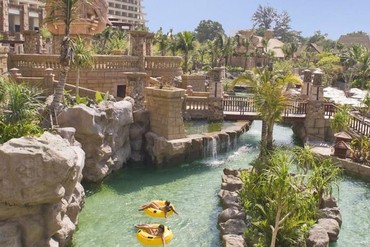 """фото развлечения, Отель """"Centara Grand Mirage Beach"""" 5*, Паттайя"""