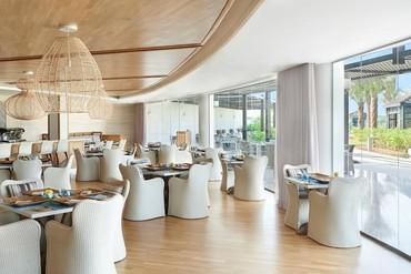"""фото питание, Отель """"Waldorf Astoria Ras Al Khaimah"""" 5*, ОАЭ"""
