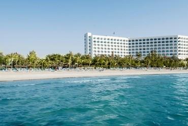 """фото Море, Отель """"Kempinski Hotel Ajman"""" 5*, ОАЭ"""