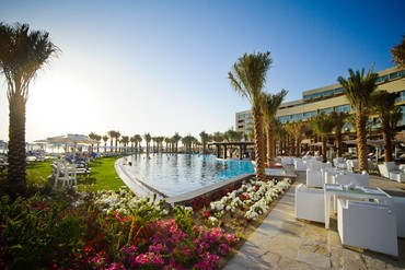 "фото Бассейн, Отель ""Rixos The Palm Dubai"" 5*, Дубай"