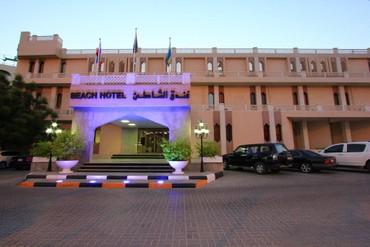 "фото главное, Отель ""Beach Hotel Sharjah"" 3*, Шарджа"