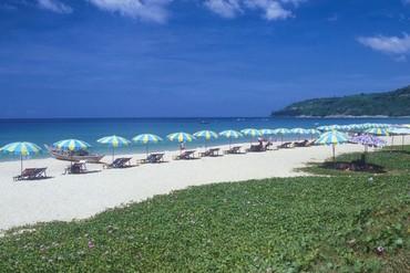 """фото Пляж, Отель """"Best Western Ocean Phuket"""" 3*, Пхукет"""