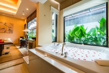 "фото Спа, Отель ""Ravindra Beach Resort & Spa"" 4*, Паттайя"