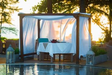 """фото питание, Отель """"Maikhao Dream Villa Resort & Spa"""" 5*, Пхукет"""
