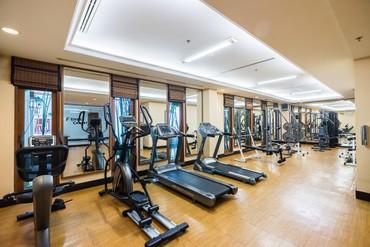 """фото Тренажерный зал, Отель """"Ravindra Beach Resort & Spa"""" 4*, Паттайя"""