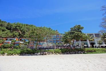 """фото пляж, Отель """"Novotel Phuket Kamala Beach"""" 4*, Пхукет"""