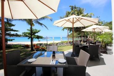 """фото питание, Отель """"Novotel Phuket Kamala Beach"""" 4*, Пхукет"""