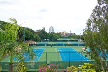 "фото Спортивная площадка, Отель ""Royal Cliff Hotels Group"" 5*, Паттайя"
