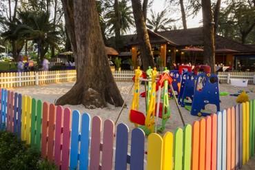 """фото Для детей, Отель """"Amora Beach Resort"""" 4*, Пхукет"""