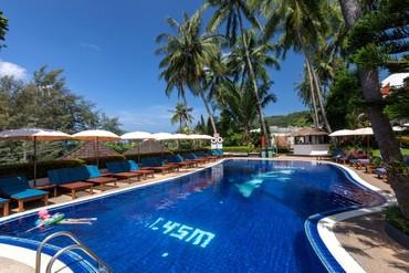 """фото Бассейн, Отель """"Best Western Ocean Phuket"""" 3*, Пхукет"""
