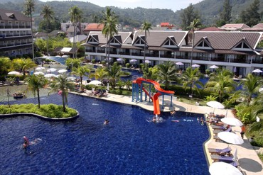 "фото бассейн, Отель ""Sunwing Resort Kamala Beach"" 4*, Пхукет"
