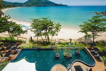"""фото море, Отель """"Novotel Phuket Kamala Beach"""" 4*, Пхукет"""