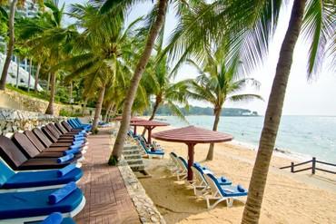 "фото Пляж, Отель ""Royal Cliff Hotels Group"" 5*, Паттайя"
