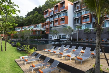 """фото отдых, Отель """"Novotel Phuket Kamala Beach"""" 4*, Пхукет"""