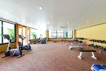 """фото тренажерный зал, Отель """"Naithonburi"""" 4*, Пхукет"""