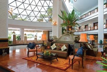 "фото Холл, Отель ""Royal Cliff Hotels Group"" 5*, Паттайя"