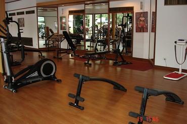 """фото тренажерный зал, Отель """"Asia Pattaya"""" 4*, Паттайя"""