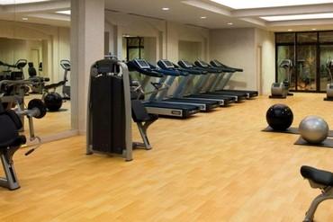 """фото Тренажерный зал, Отель """"Jumeirah Zabeel Saray"""" 5*, Дубай"""