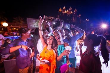 """фото Развлечение, Отель """"Atlantis The Palm"""" 5*, Дубай"""