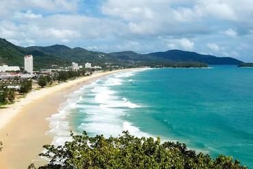 """фото пляж/море, Отель """"Woraburi Phuket Resort"""" 3*, Пхукет"""