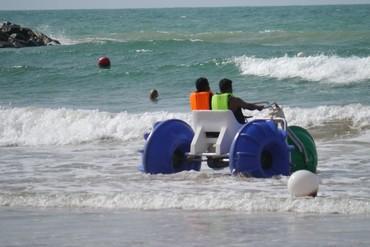 "фото Развлечение, Отель ""Bin Majid Beach Hotel"" 4*, Рас-аль-Хайма"