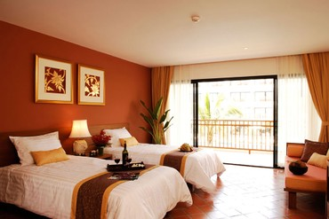 """фото номер, Отель """"Naithonburi"""" 4*, Пхукет"""
