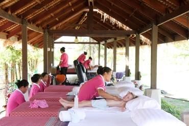 """фото спа - услуги, Отель """"Sunwing Resort Kamala Beach"""" 4*, Пхукет"""