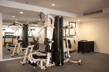 """фото тренажерный зал, Отель """"Woraburi Phuket Resort"""" 3*, Пхукет"""