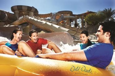 """фото Развлечение, Отель """"Jumeirah Zabeel Saray"""" 5*, Дубай"""