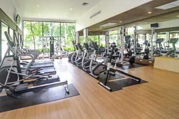 """фото Тренажерный зал, Отель """"Kata Thani Phuket Beach Resort"""" 5*, Пхукет"""