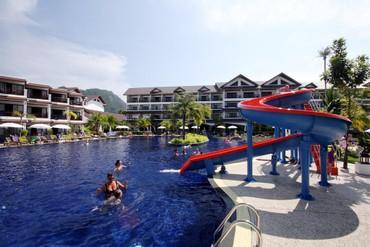 """фото развлечения для детей, Отель """"Sunwing Resort Kamala Beach"""" 4*, Пхукет"""
