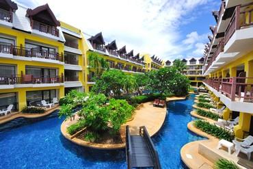 """фото главное, Отель """"Woraburi Phuket Resort"""" 3*, Пхукет"""