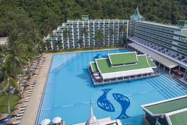 "фото бассейн, Отель ""Le Meridien Phuket Beach Resort"" 5*, Пхукет"