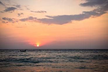 """фото море, Отель """"Naithonburi"""" 4*, Пхукет"""