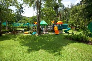 """фото развлечения для детей, Отель """"Le Meridien Phuket Beach Resort"""" 5*, Пхукет"""