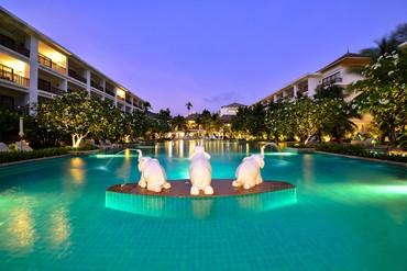 """фото бассейн, Отель """"Naithonburi"""" 4*, Пхукет"""