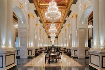 """фото Питание, Отель """"Jumeirah Zabeel Saray"""" 5*, Дубай"""