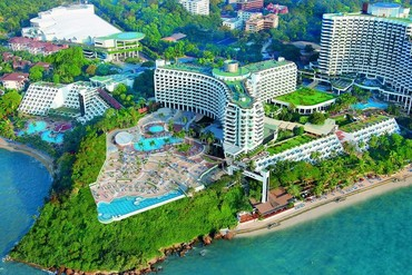 "фото Территория, Отель ""Royal Cliff Hotels Group"" 5*, Паттайя"
