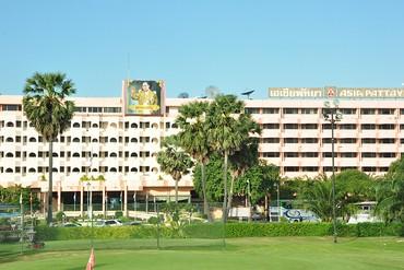 """фото главное, Отель """"Asia Pattaya"""" 4*, Паттайя"""