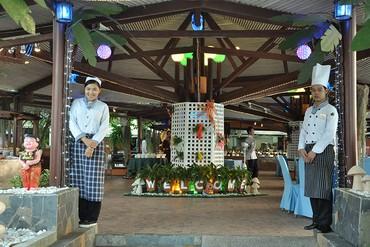 """фото питание, Отель """"Asia Pattaya"""" 4*, Паттайя"""