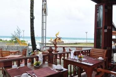 """фото Питание, Отель """"Baan Karonburi Resort"""" 3*, Пхукет"""
